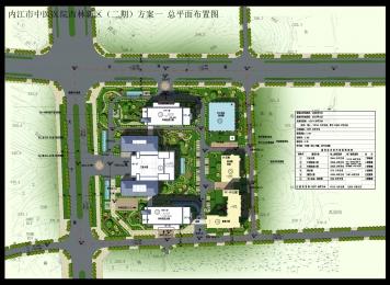 中医院设计图片