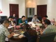 党委工作信息20年第39期 医院党员干部职工积极参与防汛抢险
