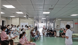 增强风险防范意识   提高护理应急能力  ——内江市中医医院护理部组织应急演练